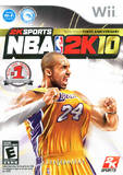 NBA 2K10 (Nintendo Wii)